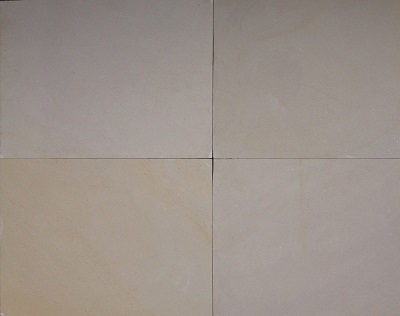 White Sandstone Pavers